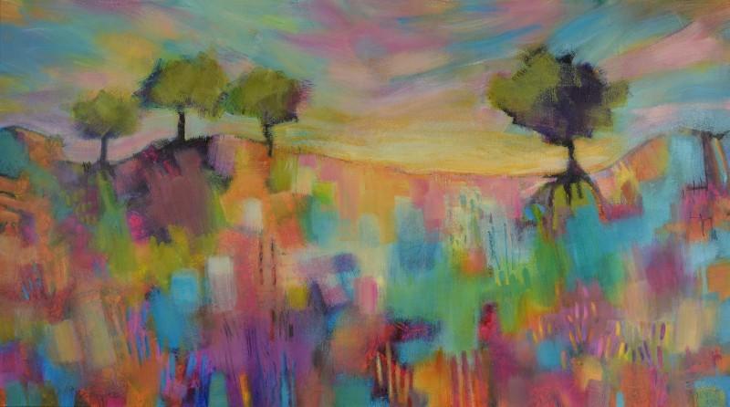 Artist Teresa Mundt