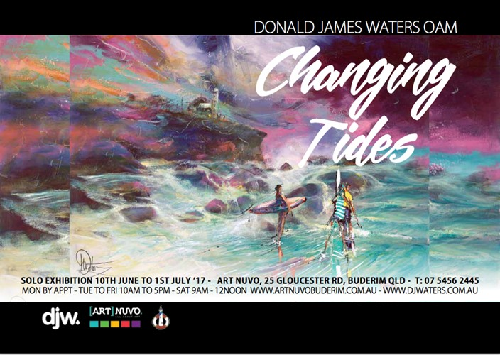EXHIBITION CATALOGUE - CHANGING TIDES