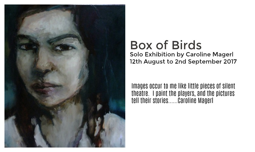 BOX OF BIRDS EXHIBITION