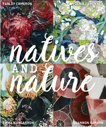 Nature and Natives GROUP exhibition
